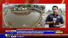 [Bukti] Kampung Pulo Tak Lagi Banjir, Normalisasi Ciliwung Berhasil