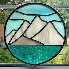Shattered Glass art Design - Stained Glass art How To Make - Stained Glass art Drawing - Sea Glass art Sailboat - - Glass art Projects Free Pattern Stained Glass Ornaments, Stained Glass Suncatchers, Stained Glass Designs, Stained Glass Panels, Stained Glass Projects, Stained Glass Patterns, Stained Glass Art, Broken Glass Art, Sea Glass Art