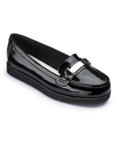 """""""Sole Diva"""" Sole Diva Trim Loafer E Fit at Simply Be"""