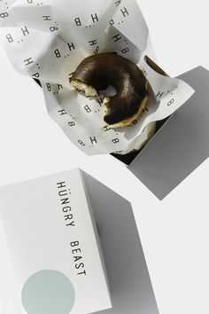 Hüngry Beast by Savvy, Mexico. #cafe #branding #packaging