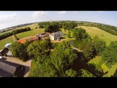 Video By Drone of Preston Court Wedding & Events Venue, Kent.