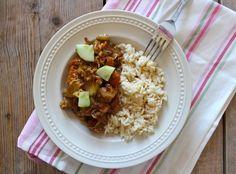 Lekker en Snel: rijst met gemarineerde kip - Lekker en Simpel