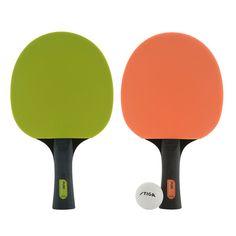 Table Tennis Bats and Sets Racket sports - Stiga Pure Set STIGA - Table Tennis