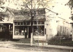 Toledo, Orosz Candy and Smoke Shop, 1936.  Toledo-Lucas County Public Library