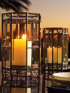 Our imaginative Amherst Luminary will have you seeing candles in a whole new light.