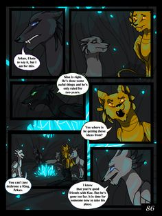 Wings-Page 86 by Neonfluzzycat.deviantart.com on @DeviantArt