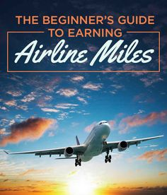 18 Things Everyone Should Know About Airline Miles: read now so you can keep your travel options in mind next time you need to book- don't let those miles go to waste! Smart frugal travel tips. Travel Advice, Travel Guides, Travel Tips, Travel Hacks, Travel Deals, Travel Essentials, Airline Travel, Air Travel, Places To Travel