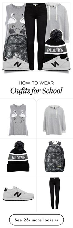 """School Fashion"" by madeinmalaysia on Polyvore"