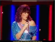 Laura 1983, New York Rocking New Year Eve
