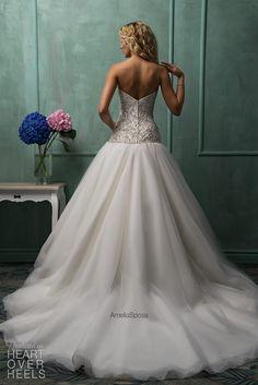 Amelia Sposa 2014 Wedding Dress Style Rafaela