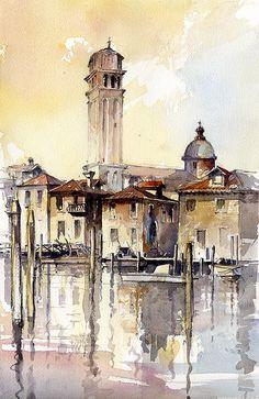 Venice-winter | Flickr - Photo Sharing!
