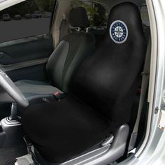 Seattle Mariners Car Seat Cover - Black - $31.99