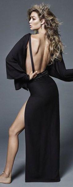 Gigi Hadid Vogue Netherlands Nov 2015