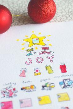 12 Days of Christmas, KonMari style