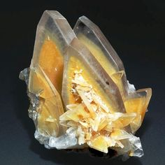 Zoned Barite - Germany / Mineral Friends <3