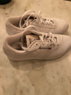 Reebok Women Shoes CL Conquest II 144622 White Classic Running Tennis   fashion  clothing  shoes  accessories  womensshoes  athleticshoes (ebay link ) 873659a0a