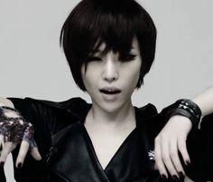 Son Ga-In (손가인) Hairstyle I love!