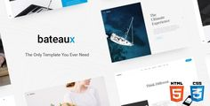Bateaux - Creative Multi-Purpose HTML Theme  -  https://themekeeper.com/item/site-templates/bateaux-creative-html-theme