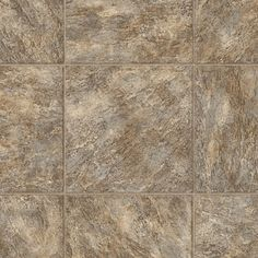 Cottage Stone - After Glow | 66253 | Vinyl Sheet