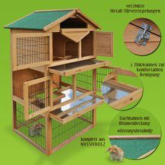 bildergebnis f r bauanleitung hasenstall hase pinterest bunny guinea pigs und rabbit. Black Bedroom Furniture Sets. Home Design Ideas