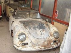 Porsche 356 RIP, Rust In Peace ~