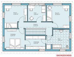 Energiersparhaus Variant 25-183 - Individuelle Fertighäuser - Energiesparhäuser - Passivhäuser