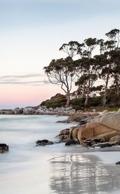 Tasmania - Binalong Bay | Source | Cube Breaker | Follow