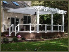 attached pergola images - Google Search
