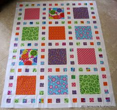 Quilting in the Sunshine State: slide show quilt