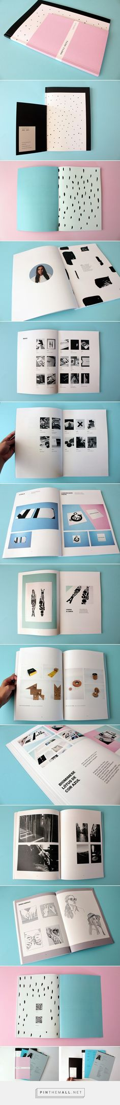 Portfolio & CV | Sofia Silva on Behance... - a grouped images picture - Pin Them All