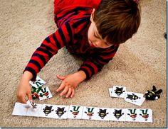Batman Preschool Pack - 1+1+1=1