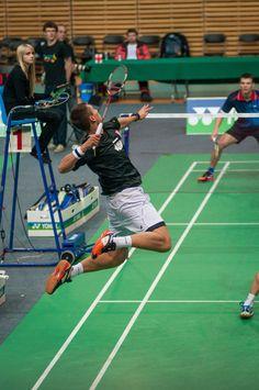badminton - jump smash