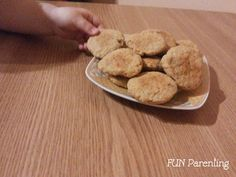 Fursecuri cu morcovi - FUN Parenting by Cristina Buja Baby Food Recipes, Vegan, Cookies, Desserts, Recipes For Baby Food, Crack Crackers, Tailgate Desserts, Deserts, Biscuits