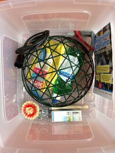 Design your litter lamp kit