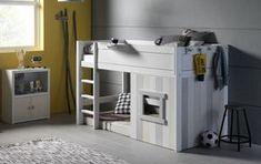 Kinderbett mit Hütte - [SCHÖNER WOHNEN]