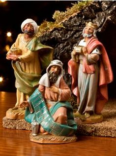 Fontanini Three Kings