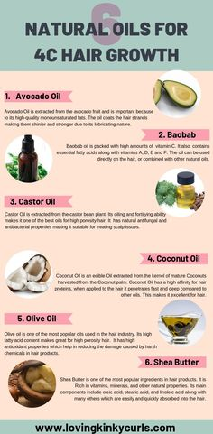 What are the best oils for natural hair growth? These 6 have worked very well on my hair. Among other things, oils can be used for detangling hair because of their lubricating nature, oils can also used as heat protectors and when all the lipids are 4c Natural Hair, Best Natural Hair Products, Natural Hair Styles, Natural Hair Care Tips, Natural Haircare, Castor Oil For Hair Growth, Vitamins For Hair Growth, Hair Vitamins, Afro Hair Growth Products