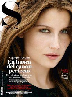 S Moda 54: Laetitia Casta, fotografiada por Álvaro Beamud Cortés-