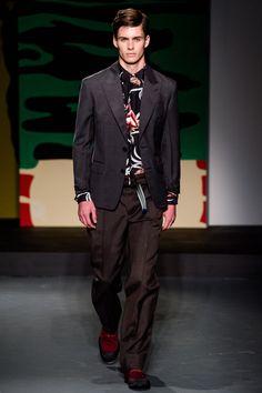 Prada Spring 2014 Menswear Collection