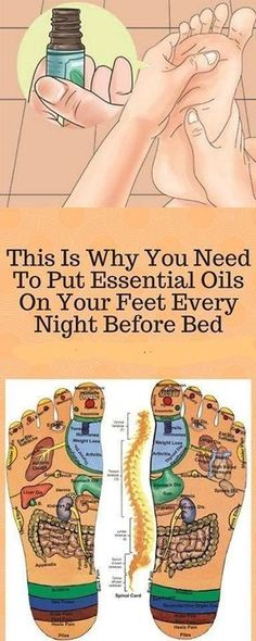Can I ask you a simple question – do you know why many people around the world rub essential oils onto the soles of their feet? Well, according to the experts, the practice of applying oils to the …
