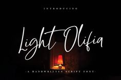 Make your next design stand out from the crowd by using Light Olifia Free Handwritten Script Font! This is a feminine and fashionable typeface designed by sizimon. It can be used for various projects such as fashion, e-commerce brands, trend blogs, or business and more. Check it out and feel free to enjoy!