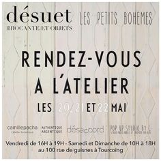 #desuet #desaccord #lespetitsbohemes #celinemaes #authentiqueargentique #camillepacha #evenement #ventedeprintemps by desuet.fr