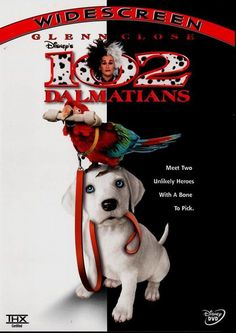 poster for the movie 102 Dalmatians