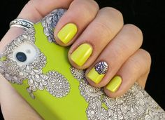 Electric Pineapple from China Glaze