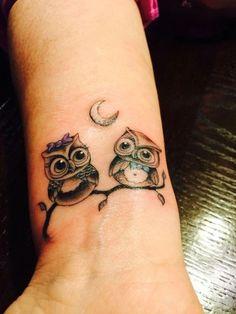 Tatuajes De Buhos Para Mujeres Tatto Pinte