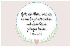 Taufsprüche: Die schönsten Glückwünsche zur Taufe - Familie.de