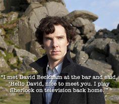 Benedict Cumberbatch, quotes...