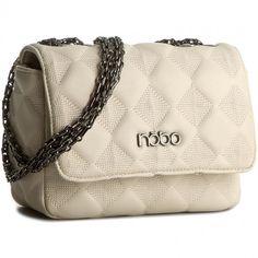 Torebka NOBO - NBAG-C1040-C015 Beżowy Louis Vuitton Damier, Satchel, Chanel, Shoulder Bag, Handbags, Tote Bag, Grey, Gray, Totes