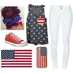 Pinterest Fourth of July | Fourth of July outfit