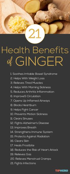 Ginger really is a magical root! Our only question is what cant it do? Whats your favorite use for ginger?